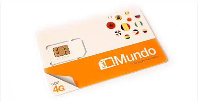 Orange Mundo SIM