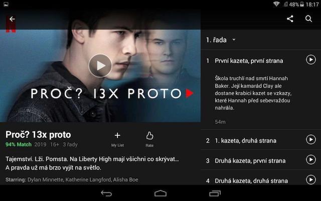 Netflix česky