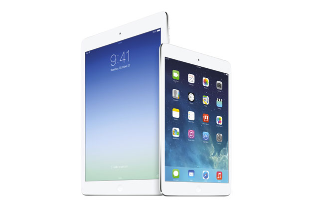 iPad Air a iPad mini Retina