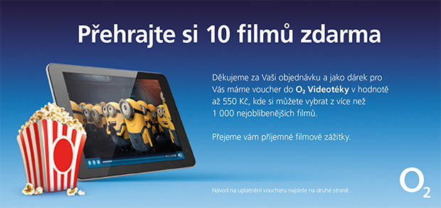 O2 Videotéka