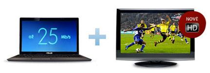 O2 TV + internet ADSL