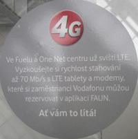 Vodafone 4G LTE