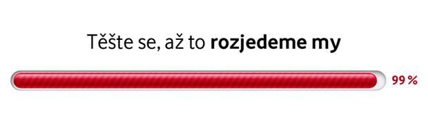 Vodafone těšte se