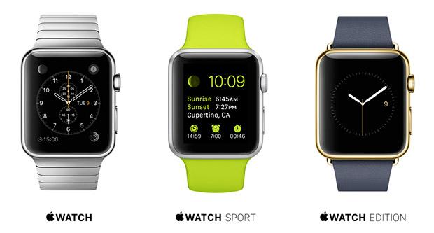 Watch, Watch Sport, Watch Edition