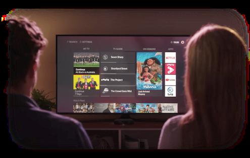 Nestresujte se přechodem na DVB-T2, s Vodafone TV máte vše vyřešeno.