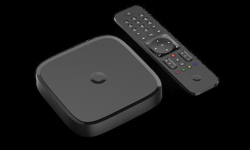 Základní Vodafone TV set-top box