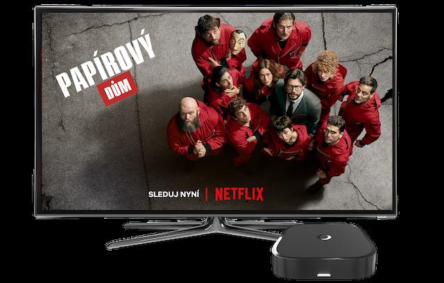 Netflix na Vodafone TV