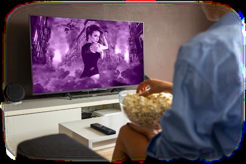 Kromě základních kanálů můžete kdykoliv sledovat také hudbu, dokumenty, dětské pořady nebo sport.