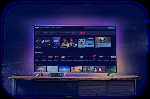 Přidejte do svého balíčku O2 Spolu také O2 TV. Vybírat můžete ze 3 nadupaných tarifů.