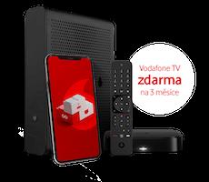 Vodafone TV na 3 měsíce zdarma