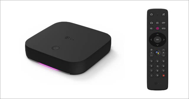 Prémiový set-top box od T-Mobile