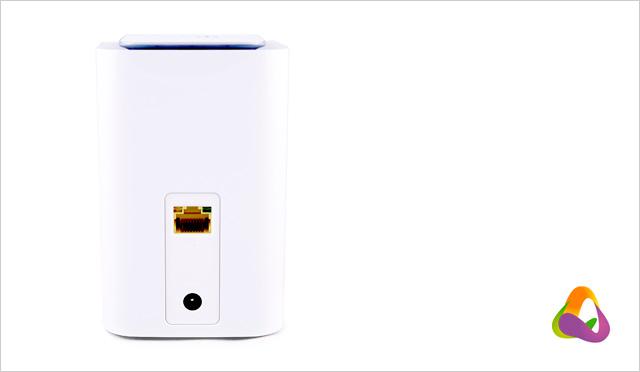 Modem má pouze jeden LAN port