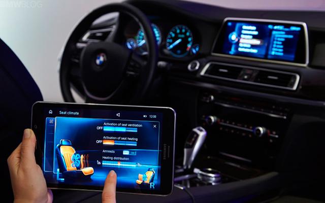 Samsung a BMW