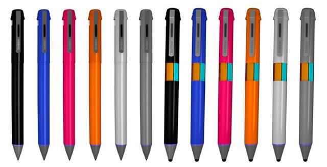 Scribble Pen barvy