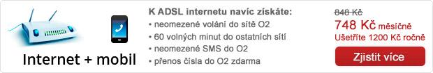 O2 Internet + mobil