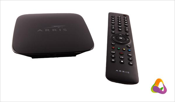 T-Mobile TV set-top-box a ovladani