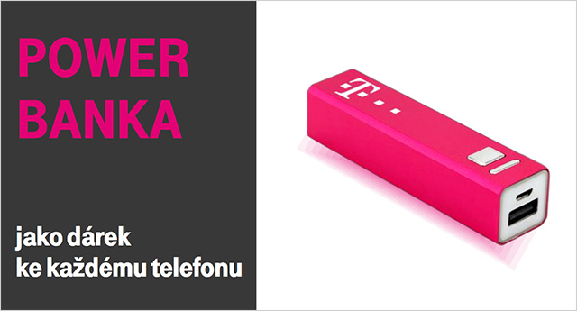 T-Mobile powerbanka