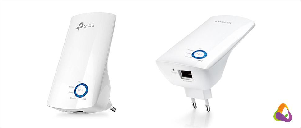 Wi-Fi zesilovač signálu TP Link zdarma