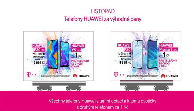 telefony Huawei